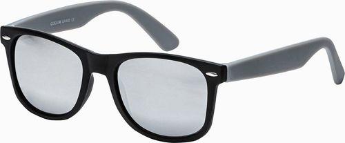 Ombre Okulary przeciwsłoneczne A282 - szare uniwersalny
