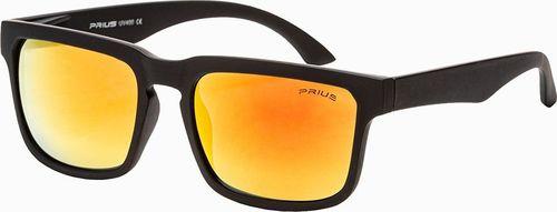 Ombre Okulary przeciwsłoneczne A286 - czarne uniwersalny