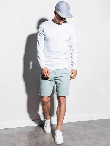 Ombre Bluza męska biała r. XXL (B978)