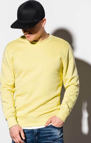 Ombre Bluza męska żółta r. L (B978)