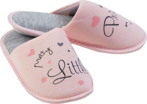 TXM TXM pantofle dziewczęce 31 JASNY RÓŻOWY
