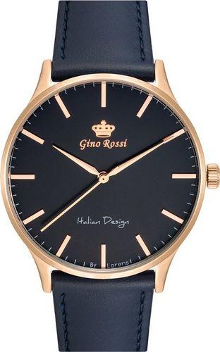 Zegarek Gino Rossi ZEGAREK MĘSKI GINO ROSSI - 12462A-6F3 (zg262i) + BOX
