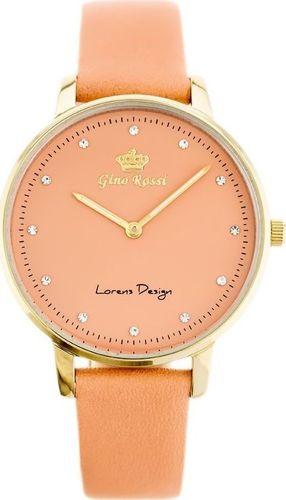 Zegarek Gino Rossi ZEGAREK DAMSKI GINO ROSSI - 12177A3-5E2 (zg816e) + BOX