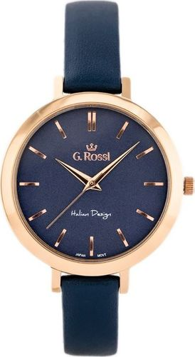 Zegarek Gino Rossi ZEGAREK DAMSKI GINO ROSSI - 11389A-6F3 (zg786f) + BOX