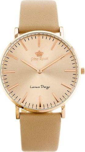 Zegarek Gino Rossi ZEGAREK DAMSKI GINO ROSSI - 11989A2-2B3 (zg817e) + BOX