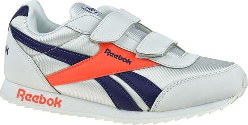 Reebok Reebok Royal Cl Jog 2.0 Jr EF3718 : Kolor - Białe, Rozmiar - 33