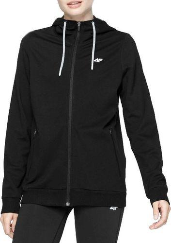 4f 4F Women's Sweatshirt H4L20-BLD005-20S : Kolor - Czarne, Rozmiar - XS