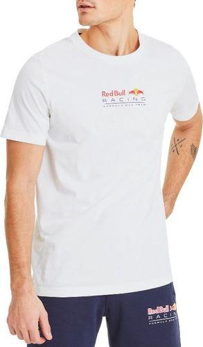Puma Koszulka męska Red Bull Racing Tee biała r. S (596208-03)