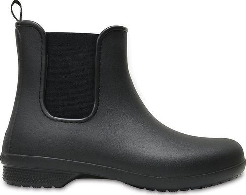 Crocs Crocs kalosze damskie Freesail Chelsea Boot W czarne 204630 060 36-37