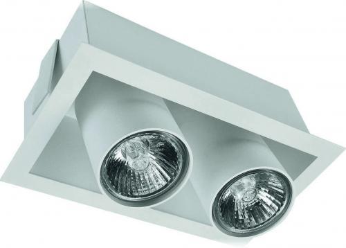 Lampa sufitowa Nowodvorski Eye Mod 2x60W  (8938)