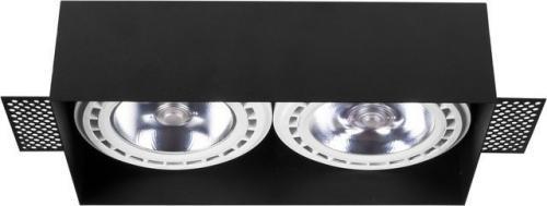 Lampa sufitowa Nowodvorski Mod 2x75W  (9416)