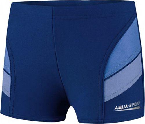Aqua-Speed Spodenki kąpielowe dla chłopca Andy granatowo niebieskie 42 349 134cm