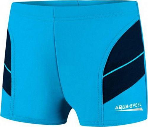 Aqua-Speed Spodenki kąpielowe dla chłopca Andy niebiesko-granatowe 24 349 146cm