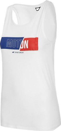4f Koszulka damska H4L20 TSD018 10S XS