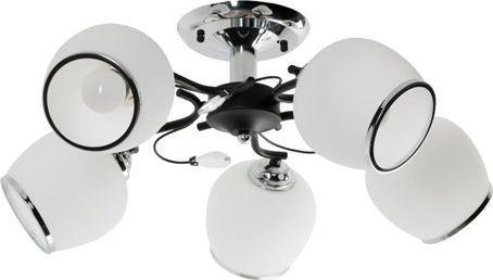 Lampa sufitowa Lampex Mariko 5 5x60W  (749/5)