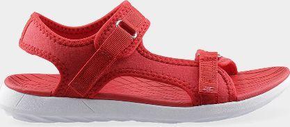 4f Sandały damskie H4L20 SAD001 czerwone r. 37