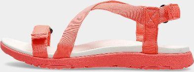 4f Sandały damskie H4L20-SAD002 czerwone r. 41