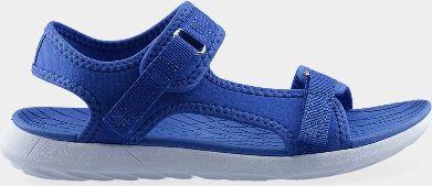 4f Sandały damskie H4L20-SAD001 niebieskie r. 36