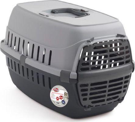 PET NOVA Transporter dla psa kota królika PET NOVA szary uniwersalny