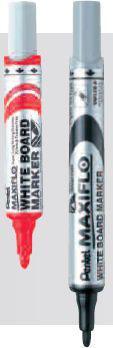 Pentel Marker suchoscieralny MWL5M, czarny