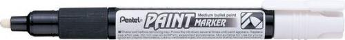 Pentel marker zdobniczy MMP20, biały