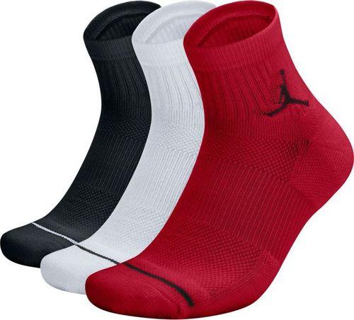Nikel Nike Jordan Everyday Max 3Pak skarpety 011 : Rozmiar - 39 - 42