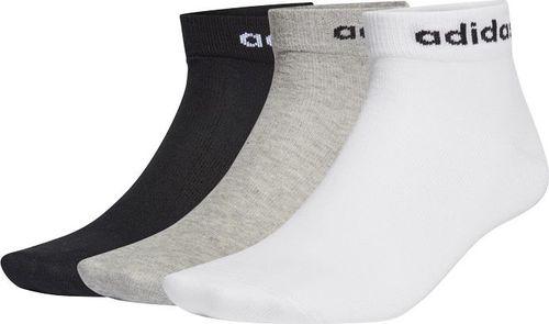 Adidas adidas Ankle 3Pak skarpety niskie 179 : Rozmiar - 42 - 46