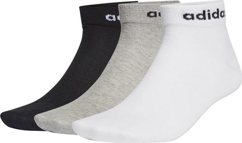 Adidas adidas Ankle 3Pak skarpety niskie 179 : Rozmiar - 47 - 50