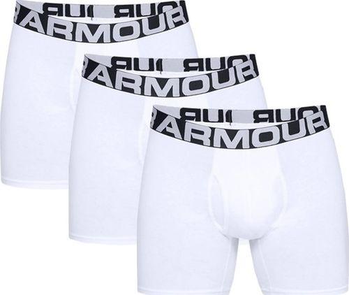 Under Armour Under Armour CG 6'' 3Pac Boxers 100 : Rozmiar - S