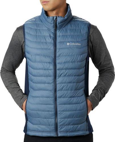Columbia Kamizelka męska Powder Pass Vest niebieska r. XXL (1842414441)