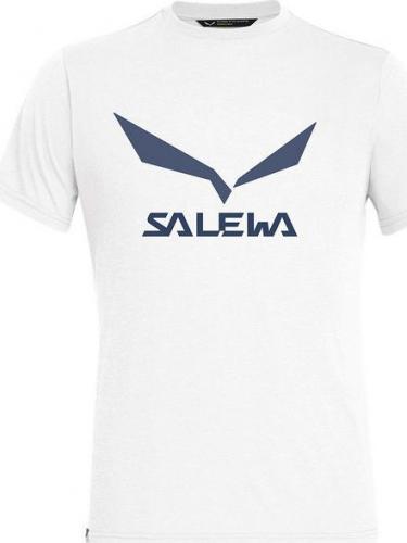 Salewa Koszulka męska Solidlogo Dry M T-Shirt optical white r. L