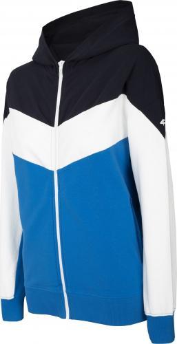 4f Bluza damska H4Z20-BLD018 niebieska r. M