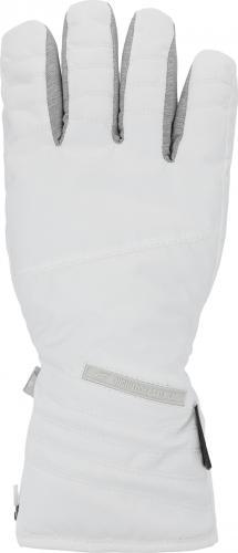 4f Rękawice narciarskie H4Z20-RED003 białe r. S