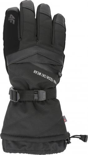 4f Rękawice narciarskie H4Z20-REM001 czarne r. L