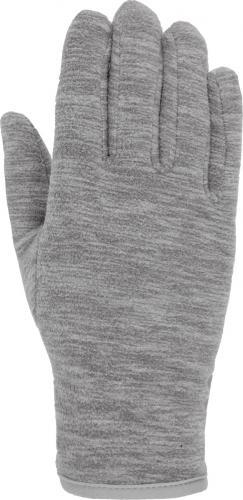 4f Rękawiczki sportowe H4Z20-REU073 szare r. L