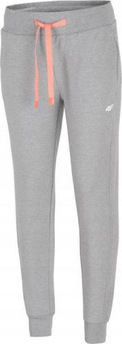 4f Spodnie damskie H4Z20-SPDD010 szare r. M