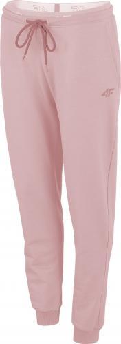 4f Spodnie damskie H4Z20-SPDD011 Głęboka Czerń r. S