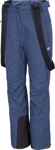 4f Spodnie damskie H4Z20-SPDN001 granatowe r. L