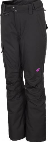 4f Spodnie damskie H4Z20-SPDS001 czarne r. L