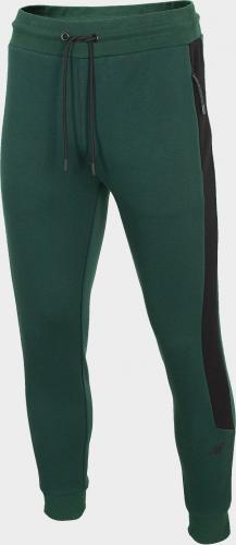 4f Spodnie męskie H4Z20-SPMD010 zielone r. L