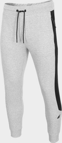 4f Spodnie męskie H4Z20-SPMD010 szare r. XXL