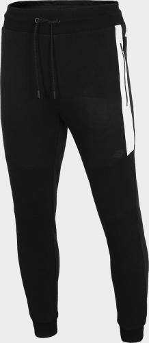 4f Spodnie męskie H4Z20-SPMD016 czarne r. XXL