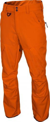 4f Spodnie męskie H4Z20-SPMS001 pomarańczowe r. L