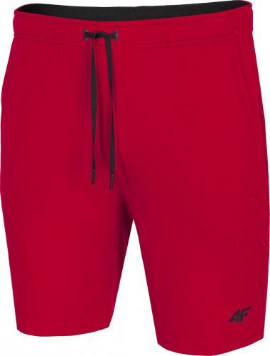 4f Spodenki męskie NOSH4-SKMF003 czerwone r. XL