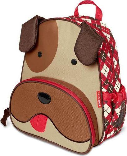 Skip Hop Plecak Zoo Winter Bulldog 3+ Skip Hop