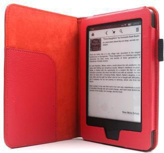 Pokrowiec C-Tech Kindle 6 TOUCH (AKC-08R)