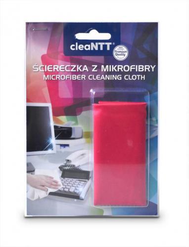 NTT ściereczka czyszcząca  z mikrofibry  (NTT - CLN0050)