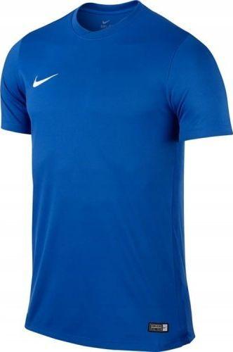 Nike Koszulka męska piłkarska Nike Park Dri Fit r. L 183cm niebieska