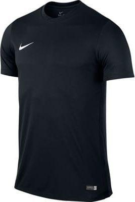 Nike KOSZULKA NIKE DRI-FIT Sportowa Oryginał r. XL czarna męska 188cm