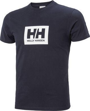 Helly Hansen Koszulka męska Box T Navy r. S